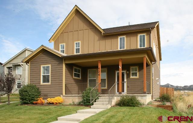 426 Clear Spring, Durango, CO 81301 (MLS #750206) :: CapRock Real Estate, LLC
