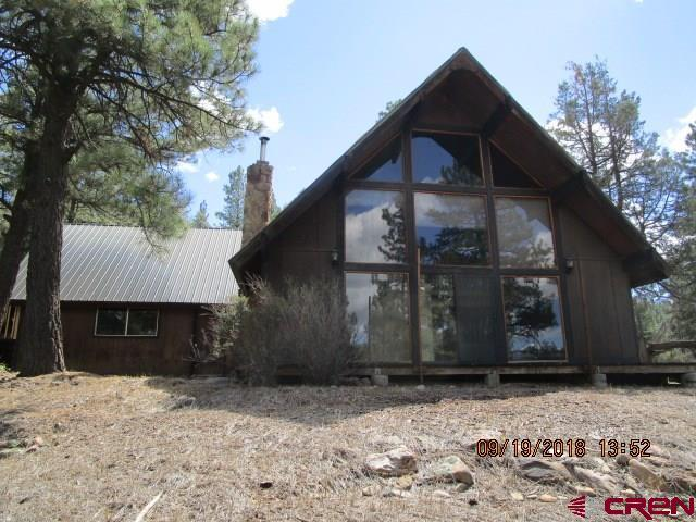 163 Dyke Boulevard, Pagosa Springs, CO 81147 (MLS #750977) :: Durango Home Sales