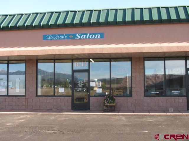 301 N Pagosa Blvd B-14, Pagosa Springs, CO 81147 (MLS #751073) :: Durango Home Sales