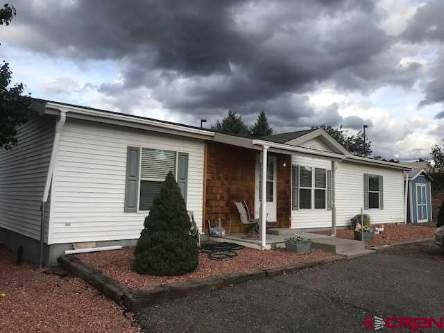 160 SE Independence Avenue, Cedaredge, CO 81413 (MLS #751399) :: Durango Home Sales