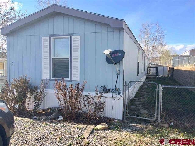 1591 Cr 526 #16, Bayfield, CO 81122 (MLS #751817) :: Keller Williams CO West / Mountain Coast Group
