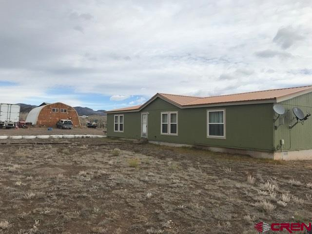 461 Pinon, Del Norte, CO 81132 (MLS #751885) :: Keller Williams CO West / Mountain Coast Group