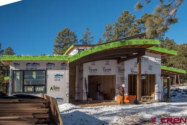 1901 Glacier Club Drive #5, Durango, CO 81301 (MLS #752210) :: Durango Home Sales