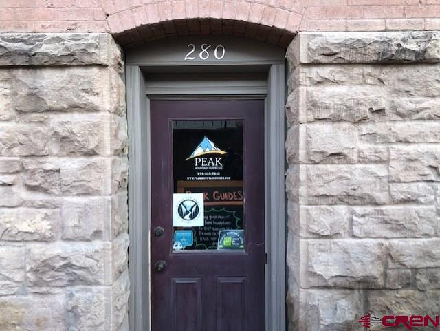 280 7th Avenue Unit #1, Ouray, CO 81427 (MLS #752581) :: Durango Home Sales