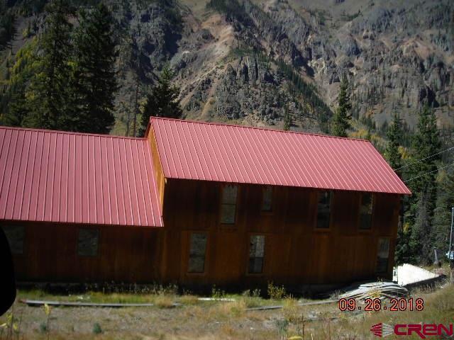 101 Cr 23, Silverton, CO 81433 (MLS #752683) :: Keller Williams CO West / Mountain Coast Group