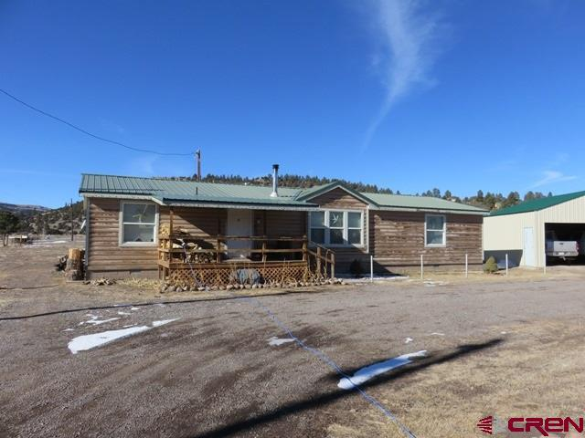 125 Fdr 101, Antonito, CO 81120 (MLS #753118) :: The Dawn Howe Group   Keller Williams Colorado West Realty