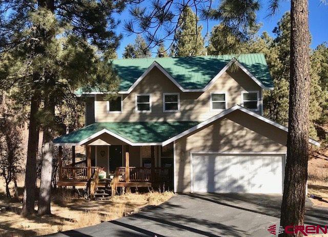 65 Iron King, Durango, CO 81301 (MLS #753249) :: Durango Mountain Realty