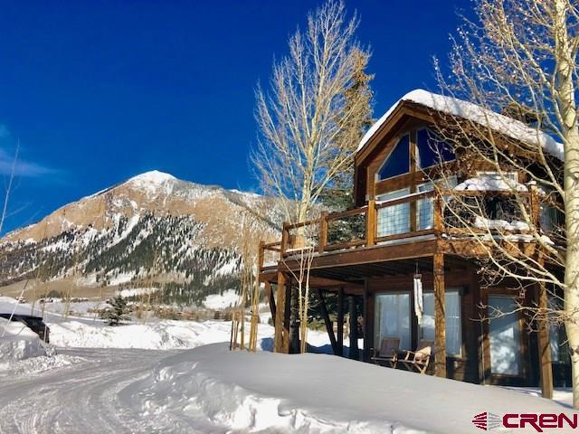 84 Powderview Drive, Crested Butte, CO 81224 (MLS #753646) :: The Dawn Howe Group | Keller Williams Colorado West Realty