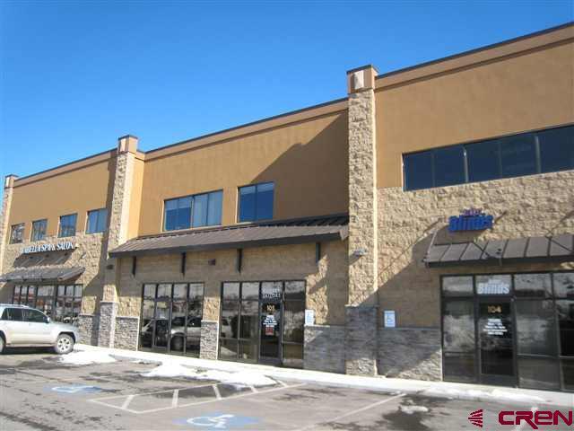 450 S Camino Del Rio #209 Telluride Irons, Durango, CO 81301 (MLS #753715) :: Durango Home Sales
