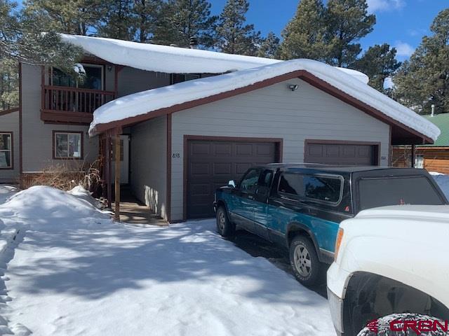 858 Cloud Cap Avenue, Pagosa Springs, CO 81147 (MLS #754061) :: Durango Home Sales