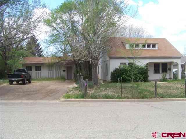 609 & 613 N Beech Street, Cortez, CO 81321 (MLS #755688) :: The Dawn Howe Group | Keller Williams Colorado West Realty