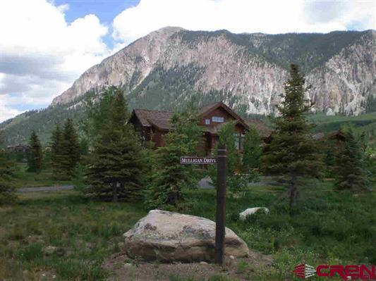 14 Mulligan Drive, Crested Butte, CO 81224 (MLS #756580) :: The Dawn Howe Group   Keller Williams Colorado West Realty
