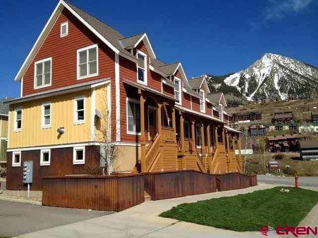 108 Pitchfork Drive A, Mt. Crested Butte, CO 81225 (MLS #761828) :: The Dawn Howe Group | Keller Williams Colorado West Realty
