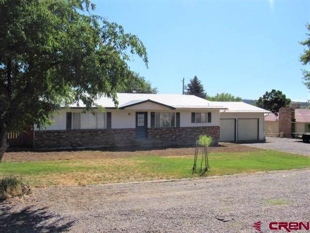725 N Grand Mesa Drive, Cedaredge, CO 81413 (MLS #763039) :: The Dawn Howe Group | Keller Williams Colorado West Realty