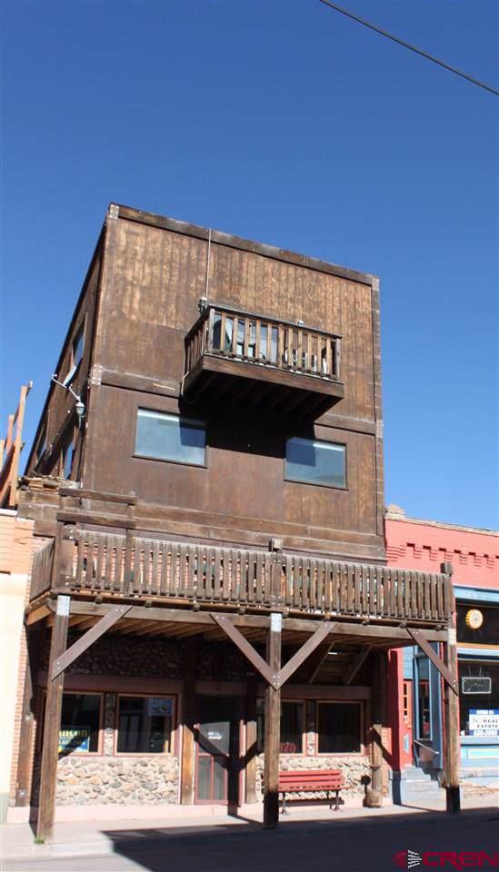 105 N Main Street, Creede, CO 81130 (MLS #763434) :: The Dawn Howe Group | Keller Williams Colorado West Realty
