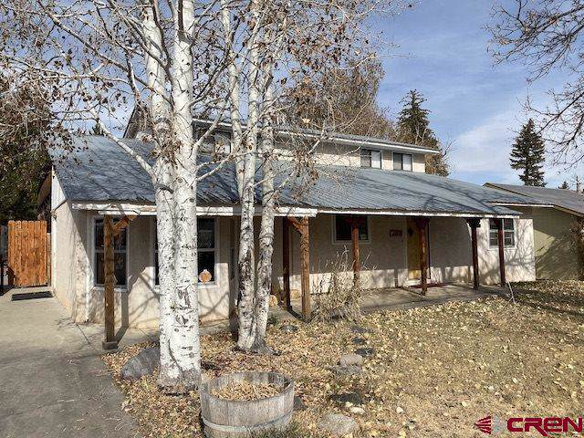 2178 Crestview Drive, Durango, CO 81301 (MLS #764678) :: The Dawn Howe Group | Keller Williams Colorado West Realty