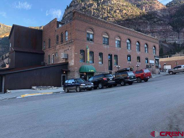 242, 260 & 280 7th Avenue Unit 1 And 2, Ouray, CO 81427 (MLS #764736) :: The Dawn Howe Group   Keller Williams Colorado West Realty