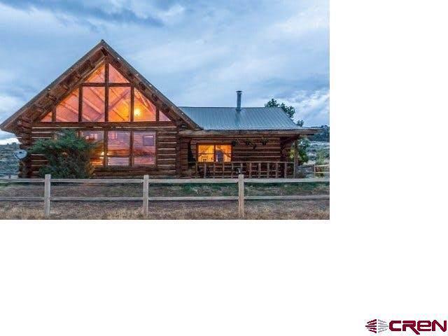 411 County Road 12, Ridgway, CO 81432 (MLS #764808) :: The Dawn Howe Group | Keller Williams Colorado West Realty