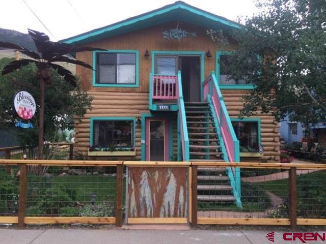 466 S Main Street, Creede, CO 81130 (MLS #765804) :: The Dawn Howe Group | Keller Williams Colorado West Realty