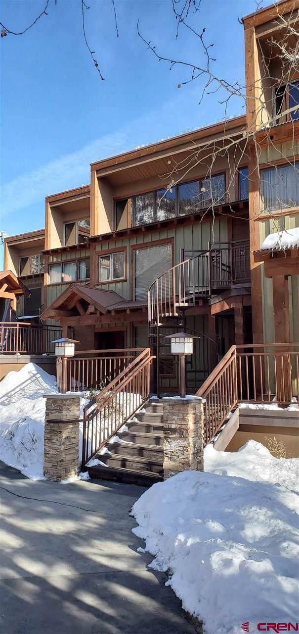 365 S Tamarron Drive #711, Durango, CO 81301 (MLS #765942) :: Durango Mountain Realty