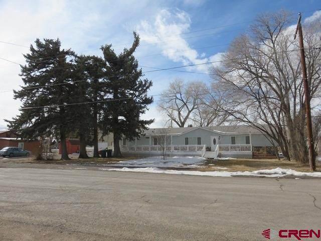 103 N 5th Street, Manassa, CO 81141 (MLS #766598) :: The Dawn Howe Group | Keller Williams Colorado West Realty