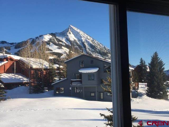 852 Gothic Road, Mt. Crested Butte, CO 81225 (MLS #766675) :: The Dawn Howe Group | Keller Williams Colorado West Realty