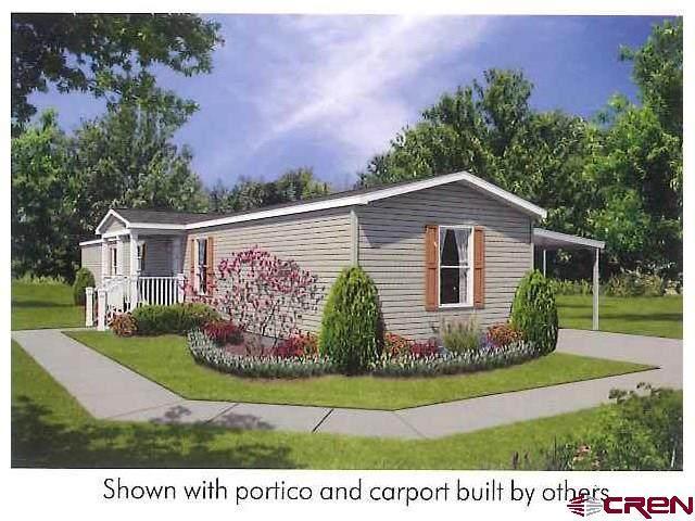 70 Homestead Drive, Pagosa Springs, CO 81147 (MLS #766757) :: The Dawn Howe Group   Keller Williams Colorado West Realty