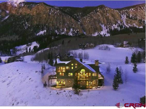 412 Ridge Road, Crested Butte, CO 81224 (MLS #767072) :: The Dawn Howe Group | Keller Williams Colorado West Realty