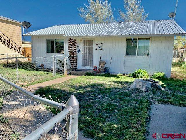 521 E Arbecam, Cortez, CO 81321 (MLS #769264) :: The Dawn Howe Group | Keller Williams Colorado West Realty