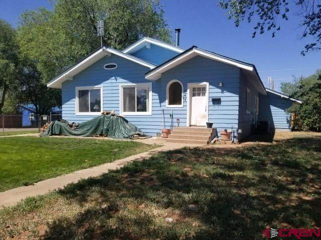 143 S Linden St, Cortez, CO 81321 (MLS #770380) :: The Dawn Howe Group | Keller Williams Colorado West Realty