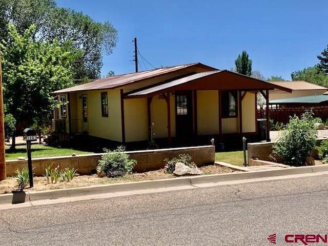 1207 Jackson Street, Cortez, CO 81321 (MLS #771566) :: The Dawn Howe Group | Keller Williams Colorado West Realty
