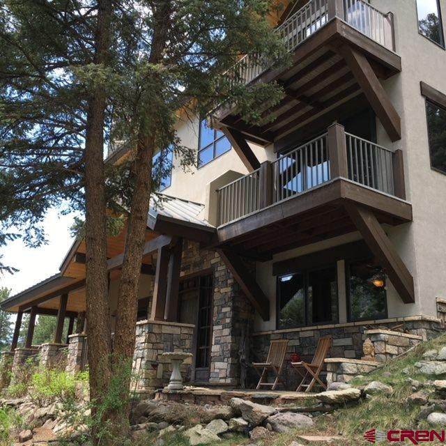 1351 Rio Grande  Club Trail, South Fork, CO 81154 (MLS #772309) :: The Dawn Howe Group | Keller Williams Colorado West Realty