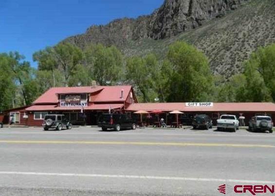 13046 Highway 149, Creede, CO 81130 (MLS #772352) :: The Dawn Howe Group | Keller Williams Colorado West Realty