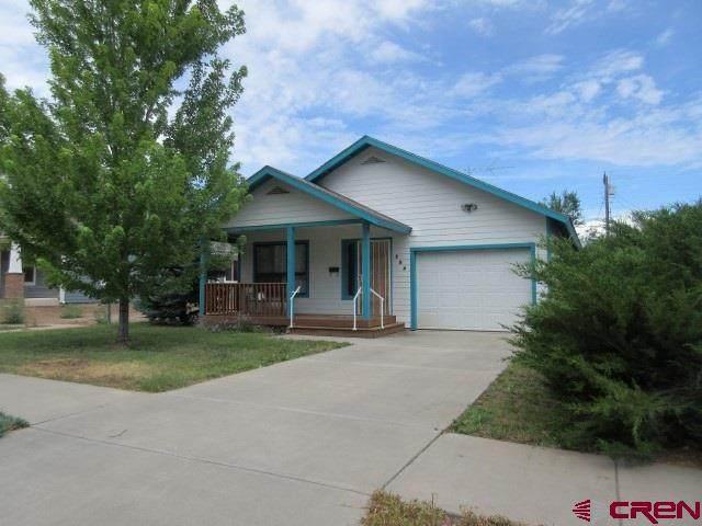 324 E Montezuma, Cortez, CO 81321 (MLS #772389) :: The Dawn Howe Group | Keller Williams Colorado West Realty