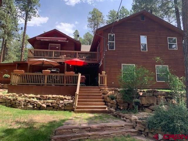 598 Pine Valley Road, Bayfield, CO 81122 (MLS #772845) :: The Dawn Howe Group | Keller Williams Colorado West Realty