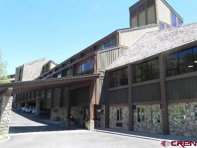 314 N Tamarron Drive 514/515, Durango, CO 81301 (MLS #772966) :: Durango Mountain Realty