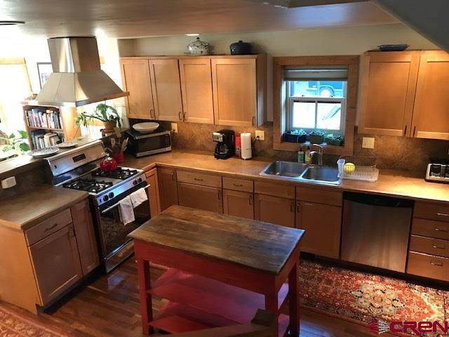 201 & 201 1/2 Gothic Avenue, Crested Butte, CO 81224 (MLS #773042) :: The Dawn Howe Group | Keller Williams Colorado West Realty