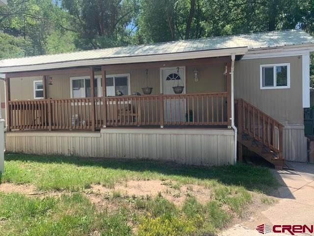 485 Florida Road D12, Durango, CO 81301 (MLS #773164) :: Durango Mountain Realty