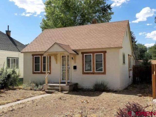 1135 S 2nd Street, Montrose, CO 81401 (MLS #773250) :: The Dawn Howe Group | Keller Williams Colorado West Realty