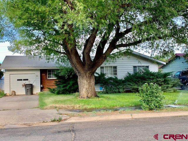 901 S Cedar Street, Cortez, CO 81321 (MLS #773254) :: The Dawn Howe Group | Keller Williams Colorado West Realty