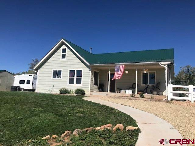 16916 Road 24.8, Dolores, CO 81323 (MLS #774327) :: The Dawn Howe Group | Keller Williams Colorado West Realty