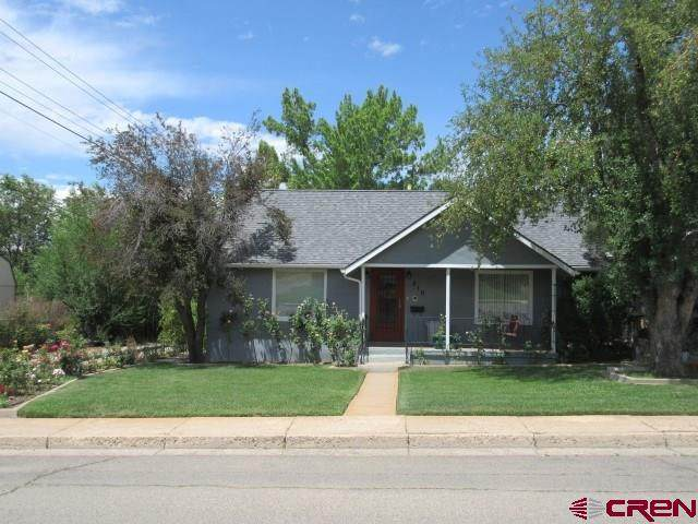 210 W Downey Street, Cortez, CO 81321 (MLS #775744) :: The Dawn Howe Group | Keller Williams Colorado West Realty