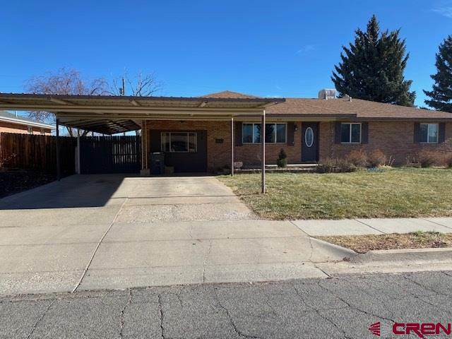 818 S Cedar, Cortez, CO 81321 (MLS #777198) :: The Dawn Howe Group | Keller Williams Colorado West Realty