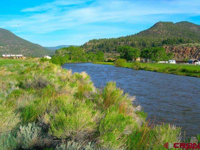 TBD Big River Way Lot 6, South Fork, CO 81154 (MLS #777762) :: The Dawn Howe Group | Keller Williams Colorado West Realty