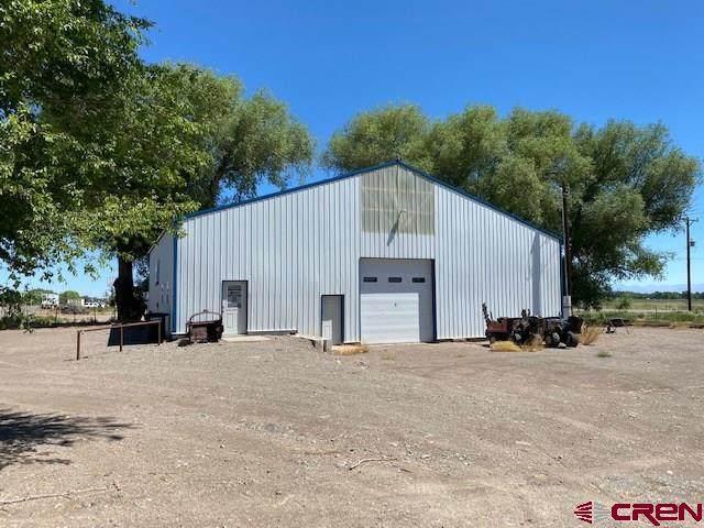 1138 N Highway 285, Monte Vista, CO 81144 (MLS #779251) :: The Dawn Howe Group | Keller Williams Colorado West Realty