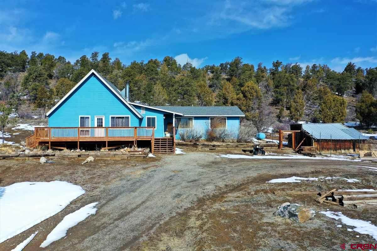 95 County Road 226 (Rustic Rd) - Photo 1