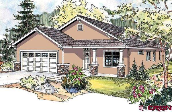 """""""The Gunnison"""" - Lot 2A, 471 Hawthorne Drive, Hotchkiss, CO 81419 (MLS #782516) :: The Howe Group   Keller Williams Colorado West Realty"""