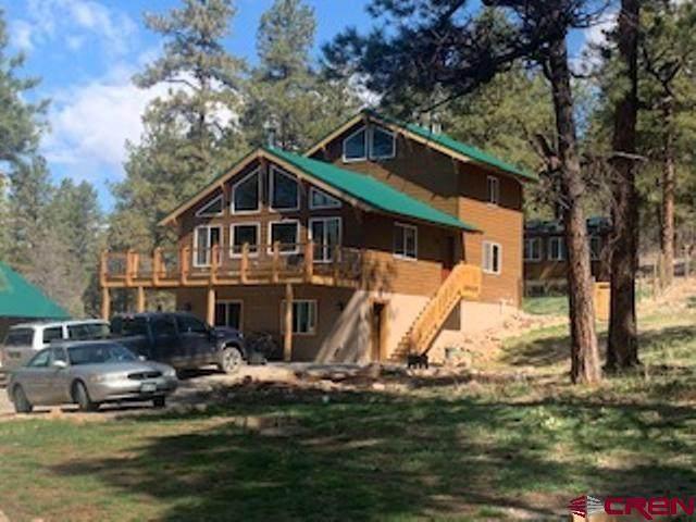 692 Starling Circle, Pagosa Springs, CO 81147 (MLS #782905) :: The Dawn Howe Group | Keller Williams Colorado West Realty