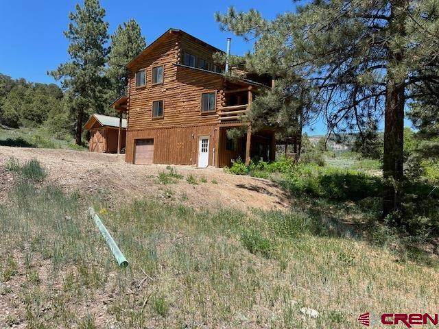 3228 Road 31, Dolores, CO 81323 (MLS #783285) :: The Howe Group | Keller Williams Colorado West Realty