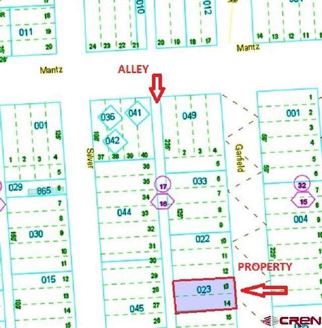 25 S Garfield St, Rico, CO 81332 (MLS #783631) :: The Howe Group | Keller Williams Colorado West Realty